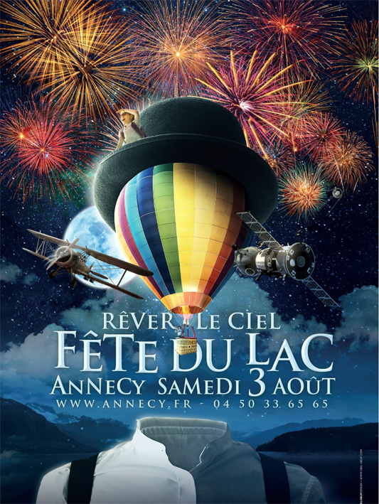 Fete du Lac d'Annecy 2019